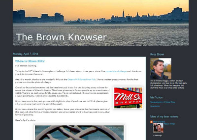 The Brown Knowser